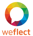 Weflect logo